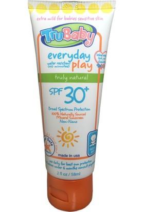 Trukid Trubaby Everyday Play Mineral İçerikli Organik Güneş Koruyucu