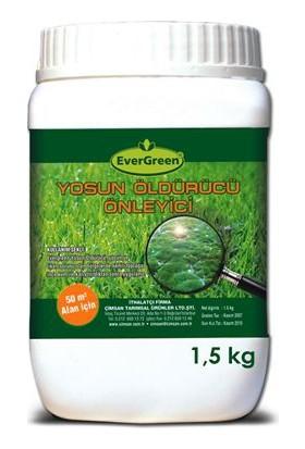 Evergreen Yosun Öldürücü Ve Önleyici Gübre 1,5 kg