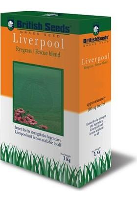 British Seeds Liverpool 7M (7'li Karışım Çim Tohumu) 1 kg