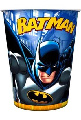 Elitparti Batman Bardak 8 Adet