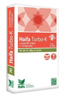 Haifa Haifa Turbo-K 14-14-17