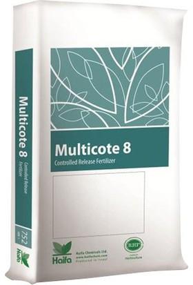 Haifa Multicote 8 (15-7-15+2MgO+ME) 8aylık Gübre