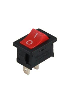 Fortor Yükseltici Anahtar Kırmızı 20 x 15 mm - 100 Adet