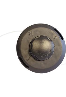 Kıng Garden Otomatik Plastik Misina Başlığı Kafa Tırpan Ot Motoru