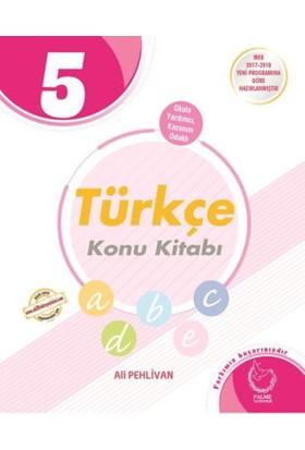 Palme 5.Türkçe Konu Kitabı
