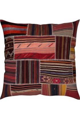 Artemisia Home Kilim Desenli Yastık Kırlent 43 x 43 cm