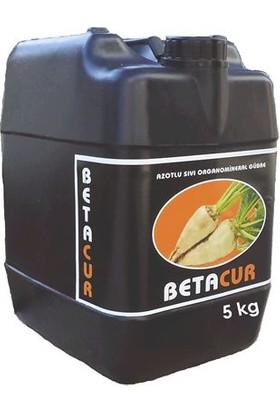 Tohum Gübre Betacur Sıvı Pancar Gübresi 5 kg