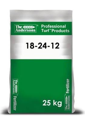 The Andersons 18-24-12 Çim Başlangıç ve Besleme Gübresi - NPK Gübre - 25 kg