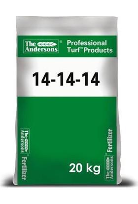 The Andersons 14-14-14 Süs Bitkileri İçin Fidan Besleme Gübresi - NPK Gübre - 20 kg