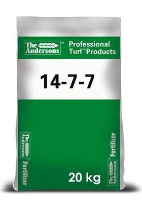 The Andersons 14-7-7 Herdem Yeşil Bitkiler İçin Gübre - 20 kg