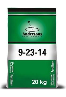 The Andersons 9-23-14 Çim Başlangıç Ve Kışlık Bakım Gübresi - 20 kg