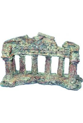 Ti-Sert Küçük Tapınak Akvaryum Dekoru (D-373)