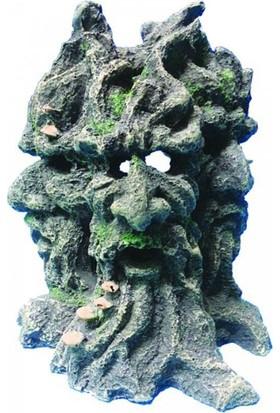 Ti-Sert Ağaç Adamlar Akvaryum Dekoru (D-379)