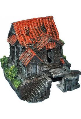Ti-Sert Orta Ev Akvaryum Dekoru (D-362)
