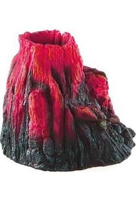 Chicos Akvaryum İçin Dekoratif Volkan