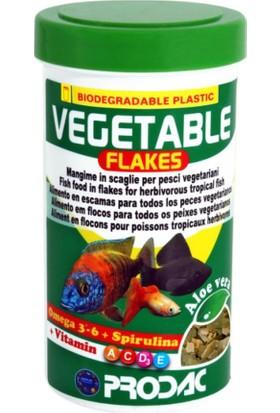 Prodac Vegetable Flakes Balık Yemi 100 Ml