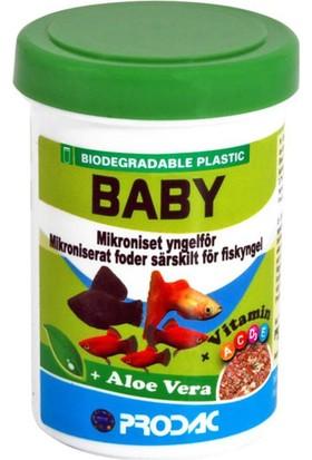 Prodac Baby Food Balık Yemi 50Ml