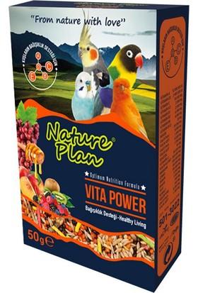 Nature Plan Vita Power Bağışıklık Desteği 50 Gr