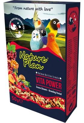 Nature Plan Vita Power Üreme Dönemi 50 Gr