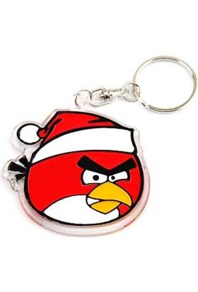 Hunga Angry Birds Anahtarlık Kırmızı