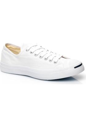 Converse Jack Purcell Jack Erkek Beyaz Sneaker 1Q698.987