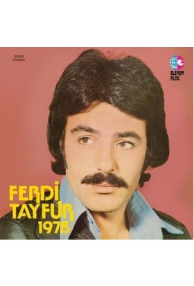 Ferdi Tayfur - Ferdi Tayfur 1978 PLAK