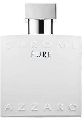 Azzaro Chrome Pure Edt 100Ml Erkek Parfüm