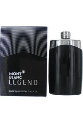 Mont Blanc Legend Edt 200 Ml Erkek Parfümü