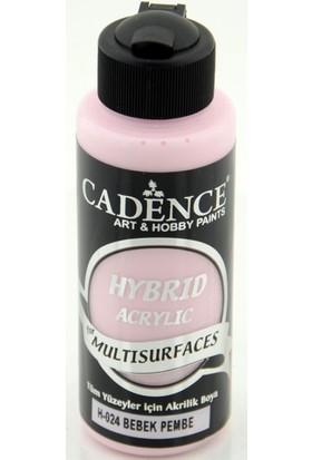 Cadence Bebek Pembe Multisurface Hibrit Boya Cadence 120Ml
