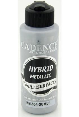 Cadence Gümüş Metalik Multisurface Hibrit Boya Cadence 120Ml