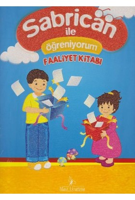 Sabrican Eğitim Seti 8 Kitap