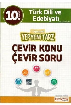 İnovasyon 10. Sınıf Türk Dili Ve Edebiyatı Konu Çevir Soru Bankası - Alper Ateş