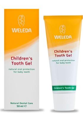 Weleda Children's Tooth Gel Çocuk ve Bebek Diş Jeli 50 ML