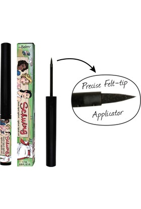 The Balm Schwing Black Liquid Eyeliner 1.7 ML
