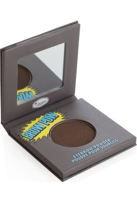The Balm Brow Pow Dark Brown Kaş Farı Koyu Kahve 85 GR