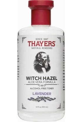 Thayers Witch Hazel Organic Cadı Fındığı Özlü Yüz Toniği