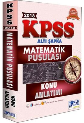 2018 Kpss Matematik Pusulası Konu Anlatımlı