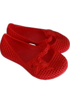 Home&Outdoor Bebek Deniz Ayakkabısı Kırmızı