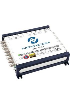 Novacom 10/16 Sonlu Uydu Santrali - Multiswitch