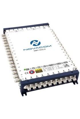 Novacom 10/32 Kaskadlı Uydu Santrali - Multiswitch