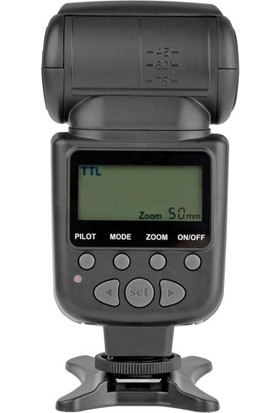 Meike Mk950Iı E-Ttl Speedlite Flaş Canon Uyumlu