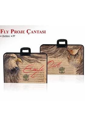 Keskin Color 35x50 cm Fly Proje Resim Çantası Çantası