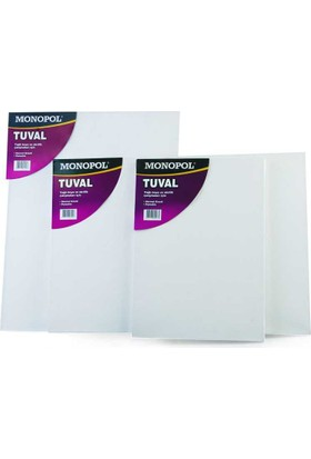 Monopol 50x70 Tuval