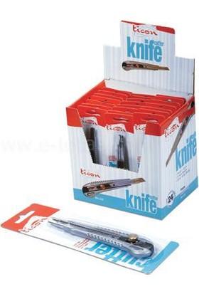 Ticon 111 Metal Maket Bıçağı Mini Boy