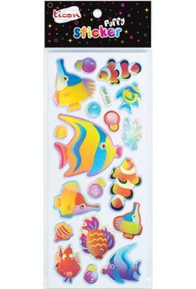 Ticon Tps-31 Puffy Sticker