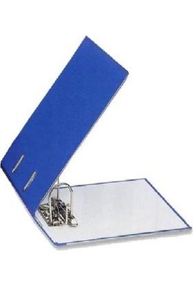 Queen Klasör Geniş Çakmalı Mavi