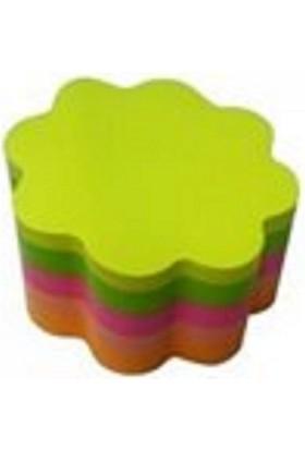 Notıx Neon 5 Renk Çiçek 250 Yp