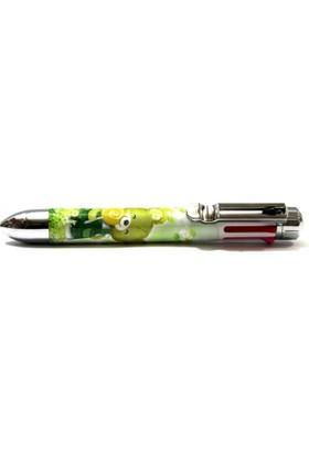 Onas Lak Renkli Tükenmez Kalem 8 Renk
