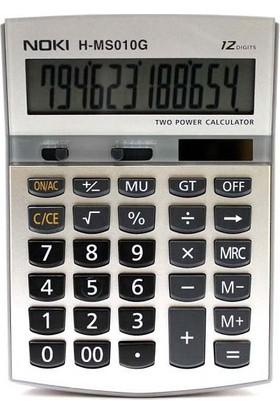 Noki Hesap Makinesi Gri H-MS010