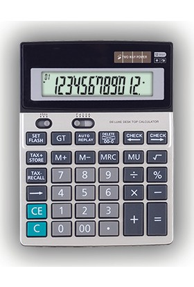 Puzzle Hesap Makinesi CT-320